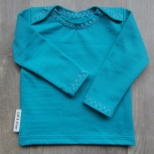 Picture of shirt Turquoise maat 50