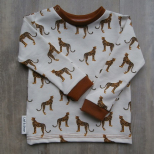 Picture of shirt Cheeta maat 56