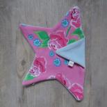 Picture of speendoek Bloem roze