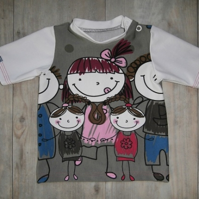 Picture of shirt Kind maat 62