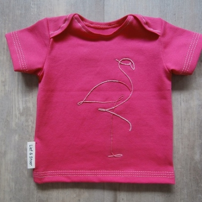 Picture of shirt Flamingo maat 50