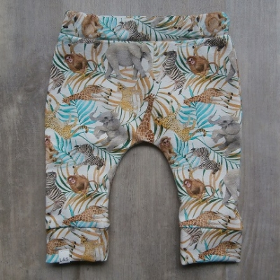 Picture of broek Jungle maat 50