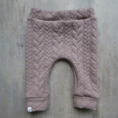 Picture of gebreide legging maat 56