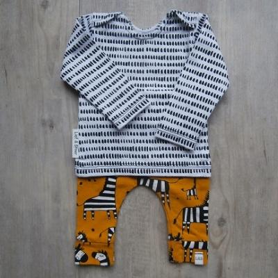 Picture of set Zebra 2 maat 44