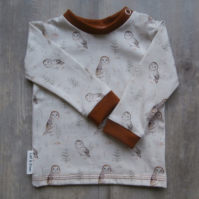 Picture of shirt Uil maat 56