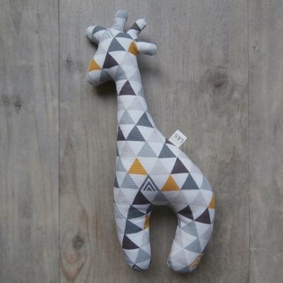 Picture of giraf driehoek