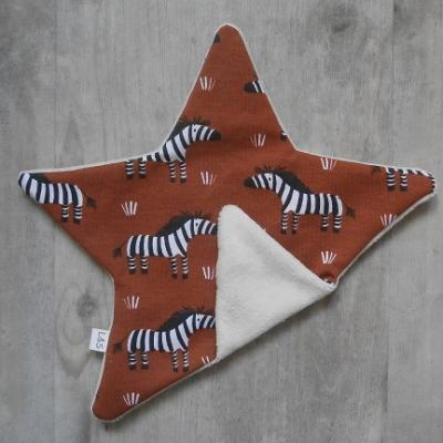 Picture of speendoek Zebra