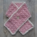 Thumbnail image for: roze gehaakt setje